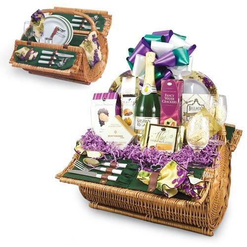 Barrel Gift Basket