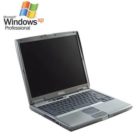 Dell Latitude D600 Centrino Notebook - Refurbished