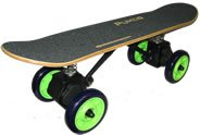 PUMGO SKATEBOARD - BLACK