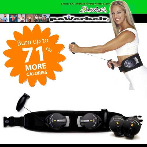 Denise Austine PowerBelt Walking System