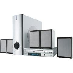 Coby Dvd755 300-watt 5.1 Channel Dvd Home Theater System