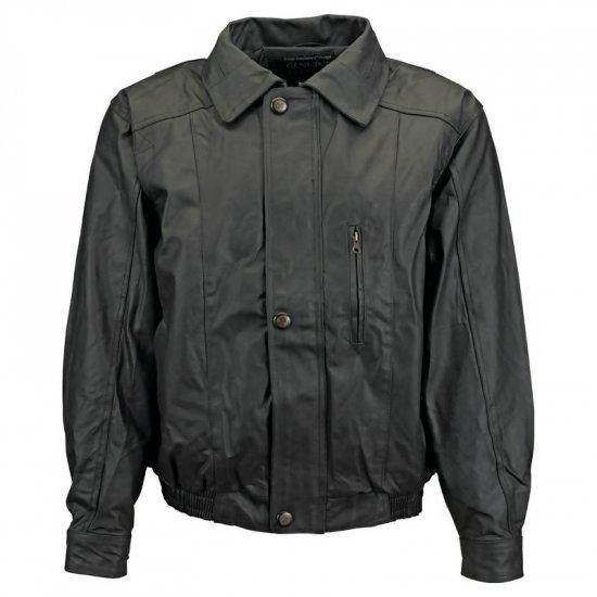 Genuine Cowhide Leather Jacket