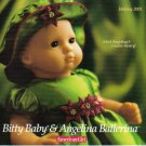 AMERICAN GIRL Bitty Baby Angelina Ballerina 2001 Doll Catalog