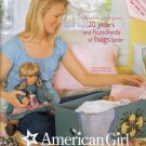AMERICAN GIRL 2006 Doll Catalog 20 years originals Kirsten
