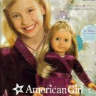 AMERICAN GIRL October 2009 Doll Catalog