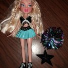 Bratz Cloe Play Sportz Cheerleader 10 inch Doll chloe
