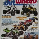 1 Back Issue Dirt Wheels Magazine August 2010