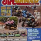 1 Back Issue Dirt Wheels Magazine September 2010