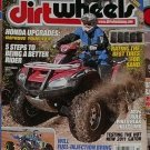 1 Back Issue Dirt Wheels Magazine October 2010