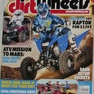 1 Back Issue Dirt Wheels Magazine December 2010