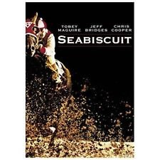 Sea Biscuit DVD Movie Single Disc Edition