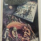 Star Wars: ESB Yoda Luke R2D2 MPC Models 1983 Print Ad Marvel Comic