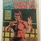 THE HANDS OF SHANG-CHI MASTER OF KUNG FU Marvel Comics promo advertisement