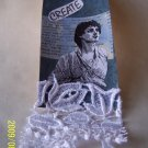 Create Bookmark Lace Trimmed