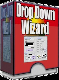 Drop Down Wizard-Easily creates drop down menus for webpages