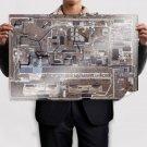 Benjamin Franklin Was Vital To Postmaster Single 36x24 inch print Poster