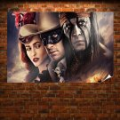 2013 The Lone Ranger Film Poster 36x24 inch