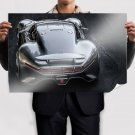Mercedes Amg Vision Gt Concept Poster 36x24 inch