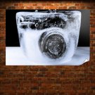 Ice Zenit Camera Poster 36x24 inch