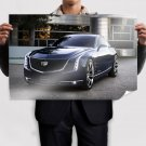 2013 Cadillac Elmiraj Concept Poster 36x24 inch