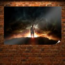 Ice And Fire Dragons Poster 36x24 inch