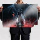 Diablo 3 Reaper Of Souls Poster 36x24 inch