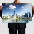 Sunny Day In New York Poster 36x24 inch
