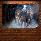Doctor Who Tv Series Poster 36x24 inch