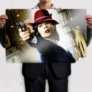 Agent Carter Tv Show Poster 36x24 inch