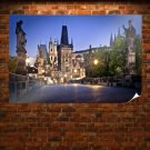 Old Town Prague Poster 36x24 inch