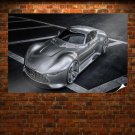 Mercedes Benz Amg Vision Gran Turismo Poster 36x24 inch