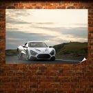 Zenvo St1 White Poster 36x24 inch