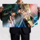 Young Detective Dee Rise Of The Sea Dragon Poster 36x24 inch