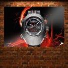 Omega Speedmaster Z 33 Poster 36x24 inch