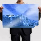 Block Of Snow Poster 36x24 inch