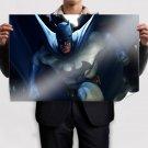 Batman Dc Universe Poster 36x24 inch