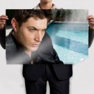 Jensen Ackles Profile Look Poster 36x24 inch