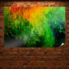Color Mix Painting Poster 36x24 inch