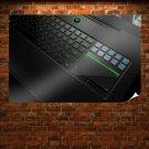 Razer Laptop Surface Poster 36x24 inch