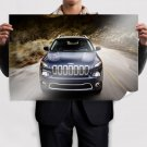 2014 Jeep Cherokee Poster 36x24 inch