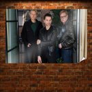 Depeche Mode Members Poster Poster 36x24 inch