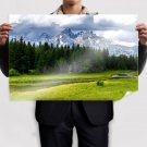 The Grand Tetons Poster 36x24 inch