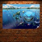 Finding Nemo 2 Poster 36x24 inch