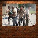The Walking Dead Season 3 Poster 36x24 inch