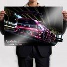 Honda Crx Vtec Poster 36x24 inch