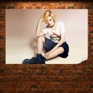 Agyness Deyn Cool Poster 36x24 inch