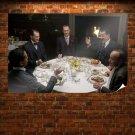 Boardwalk Empire Dinner Poster 36x24 inch