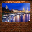 City Of Dresden Poster 36x24 inch