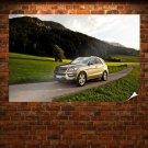 2013 Mercedes Ml Poster 36x24 inch