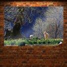 Lamb Of God Poster 36x24 inch